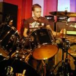 Dark Stares drummer